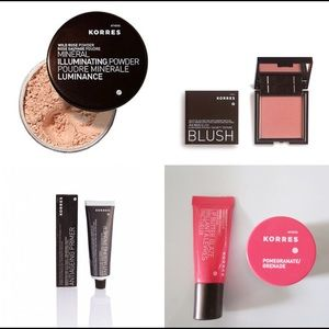 NIB Korres Set Of 4 Products